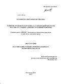 Какаулина виктория сергеевна диссертация 6905